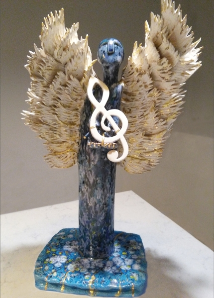 The Gift of Music (Part of the Permanent Exhibition in Dublin Concert Hall)